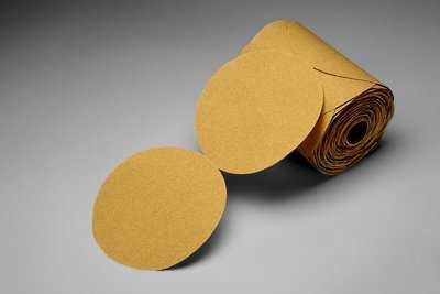 """3M Stikit 86489 5/"""" X Nh Paper Disc Roll 236U P100C 1 Roll"""