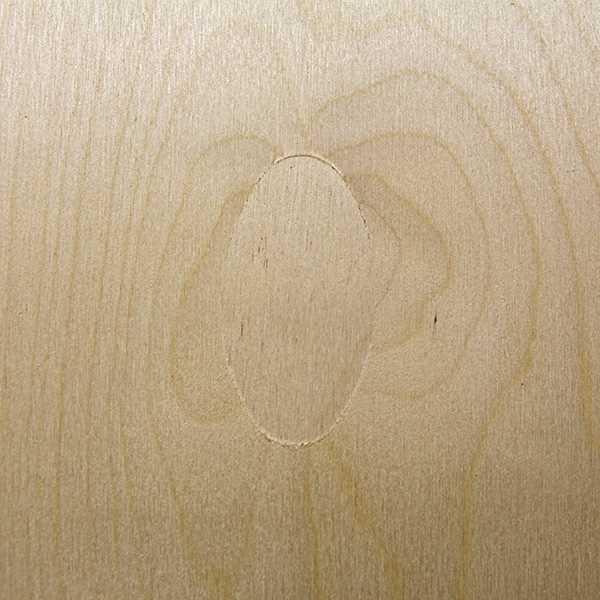Canusa Wood Products HP BBI 03M RC B Birch 3mm BB/CP VC